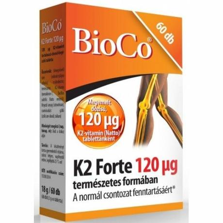 BioCo K2 FORTE 60 DB