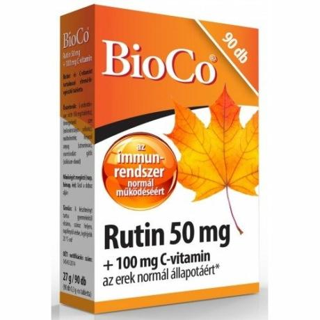 BioCo RUTIN 90 DB