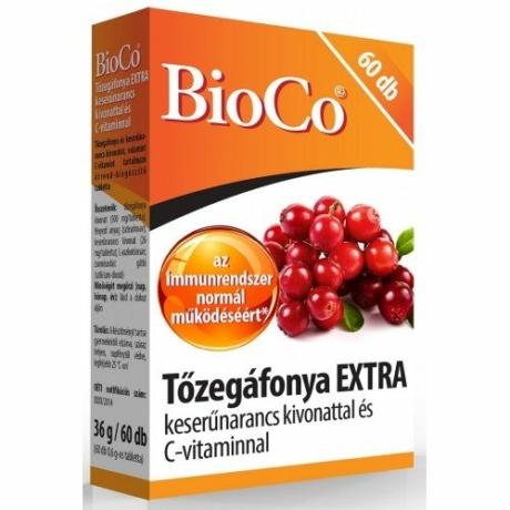 BioCo TŐZEGÁFONYA EXTRA 60 DB