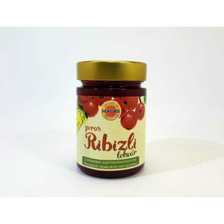 DIA-WELLNESS RIBIZLI LEKVÁR