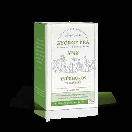 GYÖRGY TEA ÉRBARÁT TEAKEVERÉK 100 G