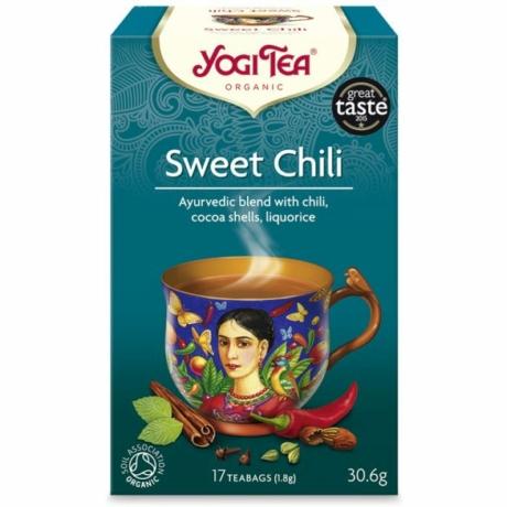 YOGI TEA ÉDES CHILI