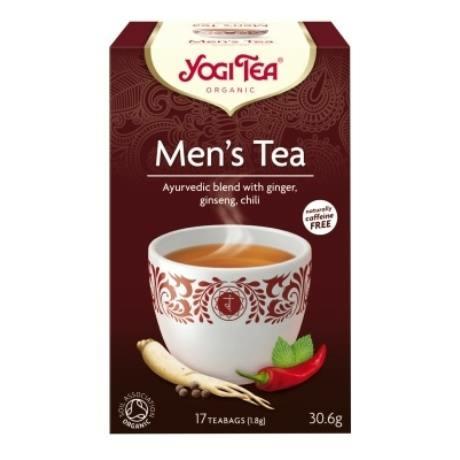 YOGI FÉRFI TEA