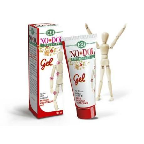 ESI® NO-DOL Ördögkarom (ÖRDÖGCSÁKLYA) Fájdalomcsillapító hatású izom- és ízület gél