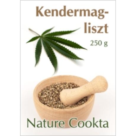 NATURE COOKTA KENDERMAGLISZT 250 G