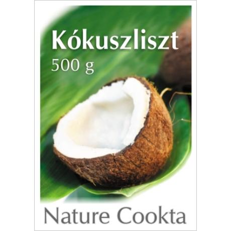 NATURE COOKTA KÓKUSZLISZT 500 G