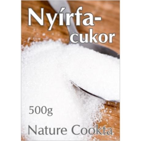NATURE COOKTA NYÍRFACUKOR 500 G