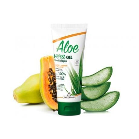 Specchiasol® Aloe vera gél papaya