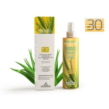 Specchiasol® Verattiva® 30 faktoros Napozó spray