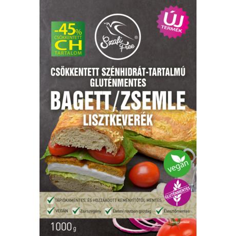 SZAFI FREE BAGETT-ZSEMLE LISZTKEVERÉK
