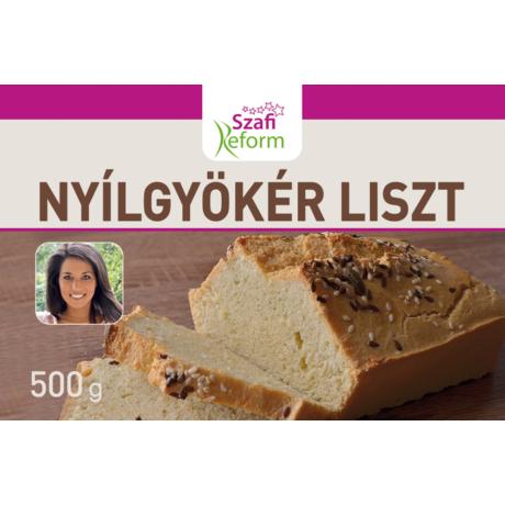 SZAFI Reform Nyílgyökérliszt (gluténmentes) 500 g