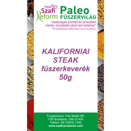 Szafi Reform Paleo Kaliforniai steak fűszerkeverék 50g