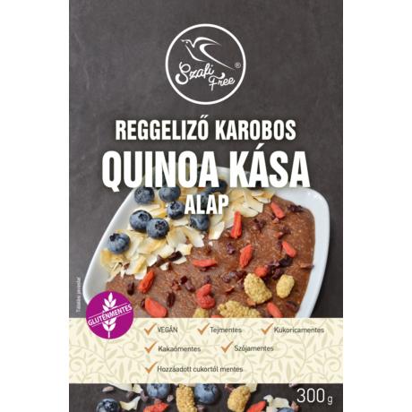 Szafi Free Reggeliző Quinoa kása alap (gluténmentes, tejmentes, tojásmentes)